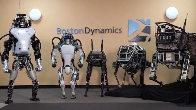 "MIT 做班底 起底""网红""机器人公司波士顿动力"