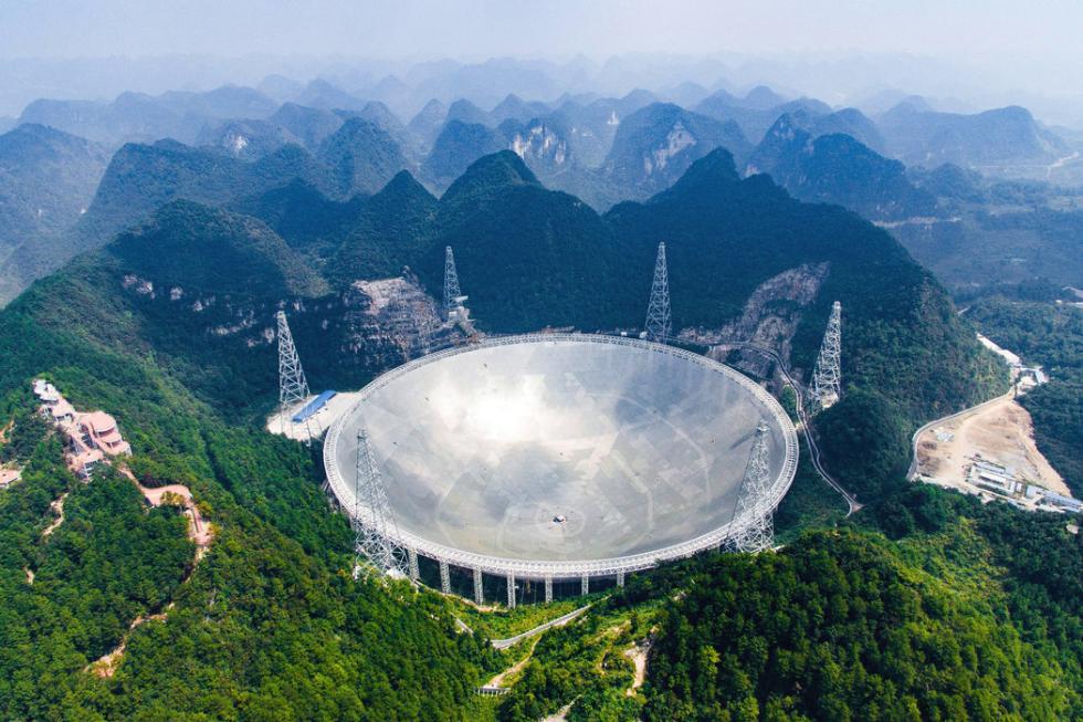 """FAST验收在即 """"中国天眼""""10万年薪难觅驻地人才"""