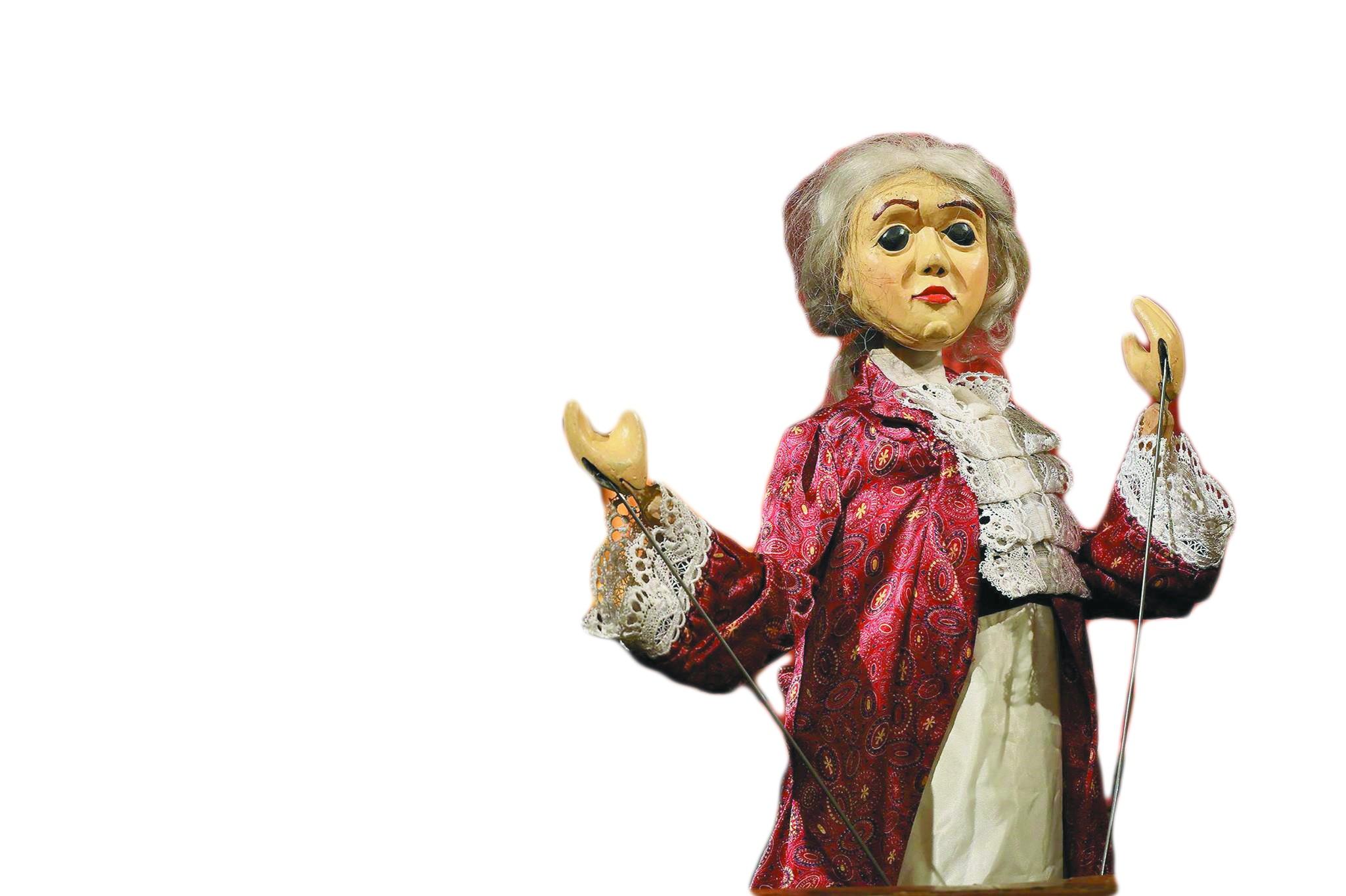 看捷克木偶剧,就像听意大利歌剧