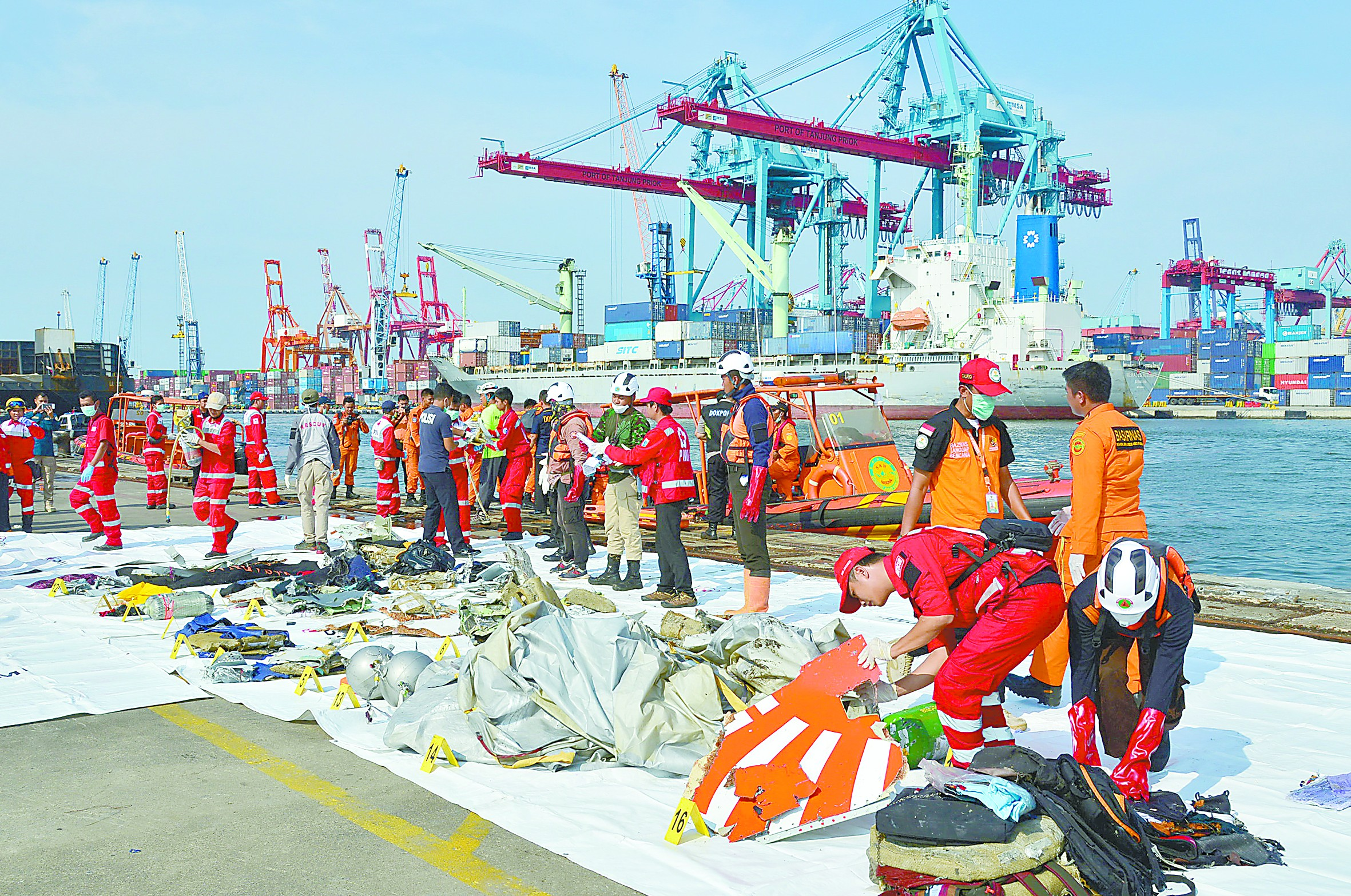 印尼客机坠毁,189人恐全部遇难