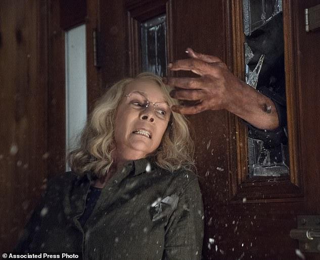 恐怖片《万圣节》3200万美元蝉联北美票房榜榜首