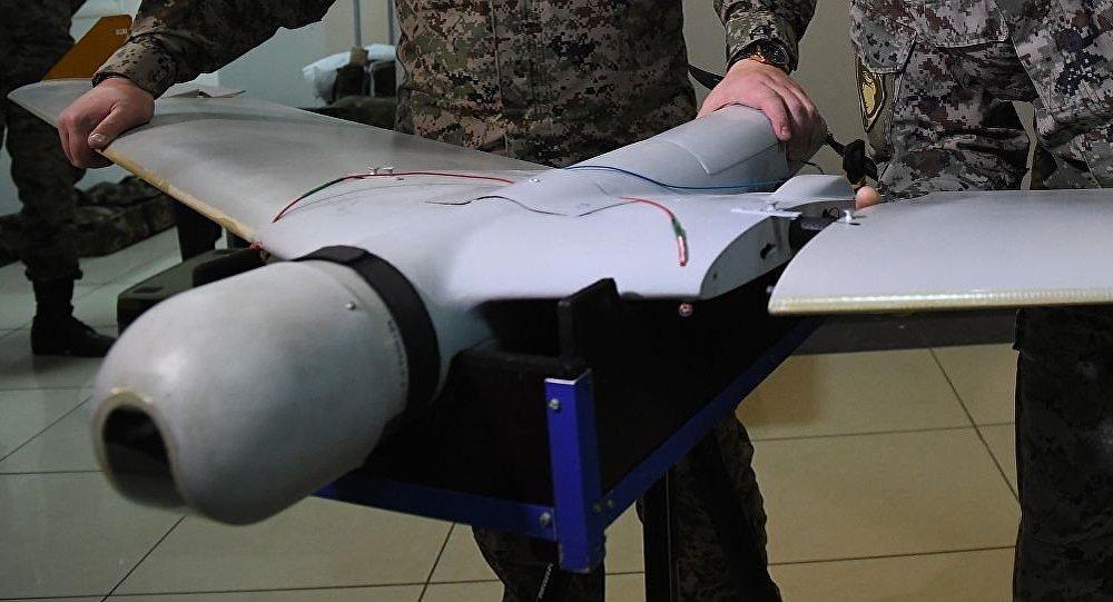 俄驻塔吉克斯坦军队接装新型反无人机武器装备