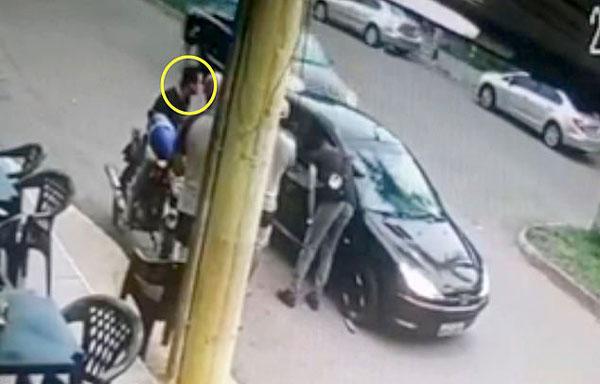 巴西一警察意外射杀朋友后当场自杀令人唏嘘