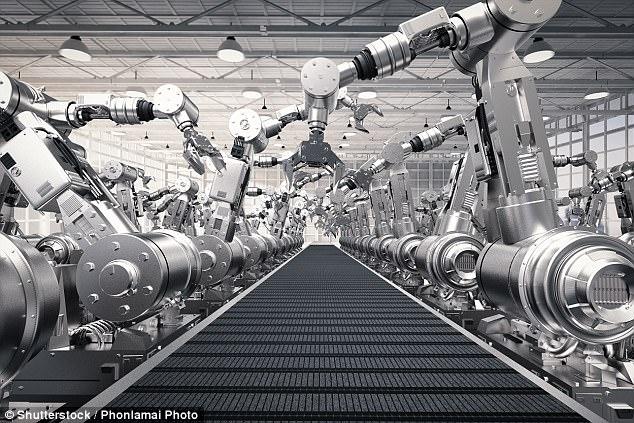 """美教授警告:机器人代替人类工作或将引发""""天启"""""""
