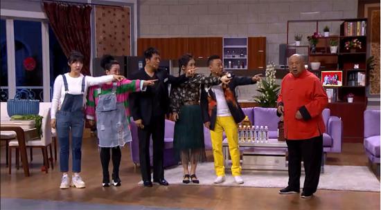 辽宁卫视《欢乐饭米粒儿》用笑声传递思想