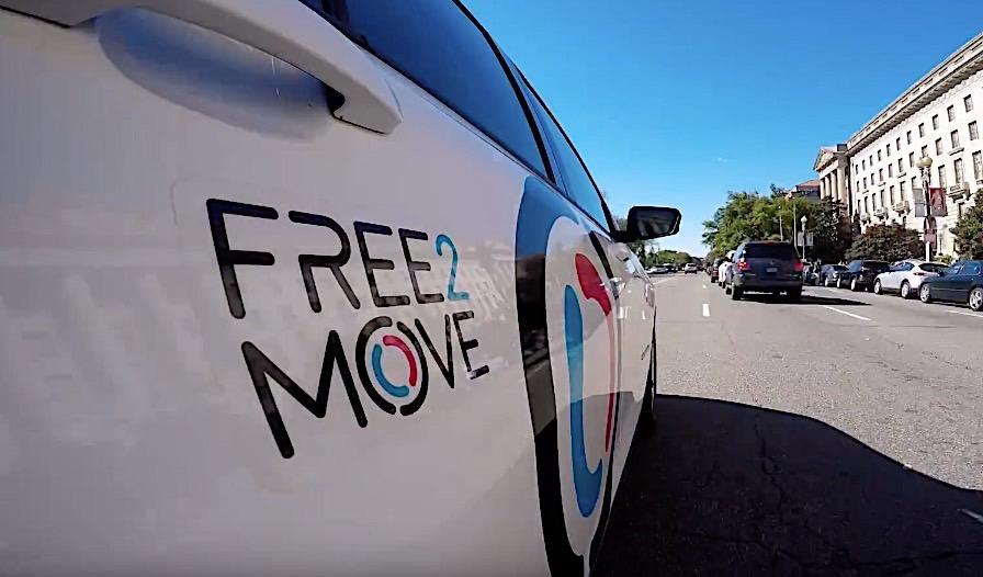 PSA在华盛顿特区推出汽车共享服务 APP包容性强