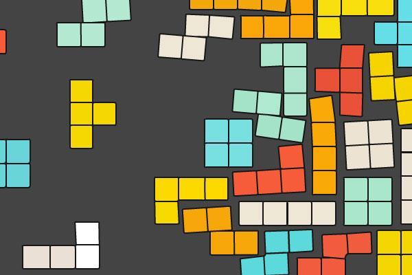 神奇的俄罗斯方块:蕴藏着这么多数学知识
