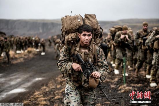 北约军演引关注 俄方对北约推进欧洲军事化表担忧