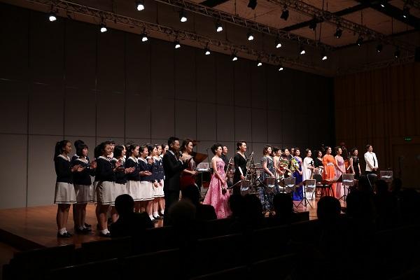 航天国乐用丝路文化经典音符谱写世界梦之和平乐章