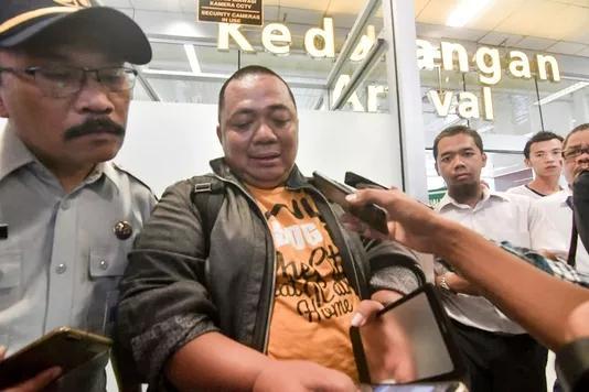 """因交通堵塞没赶上失事客机 印尼男子""""捡回一命"""""""