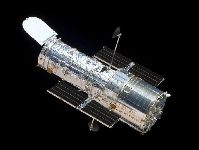 NASA宣布哈勃太空望远镜恢复正常