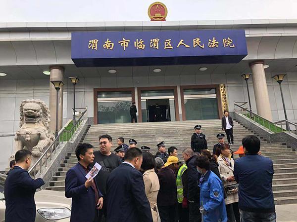 陕西渭南继母虐童案开庭 孩子仍持续植物人状态