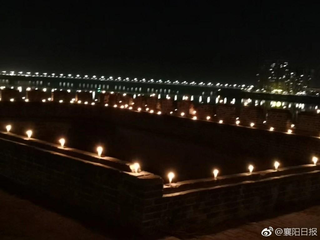 襄阳城,昨夜为他点亮