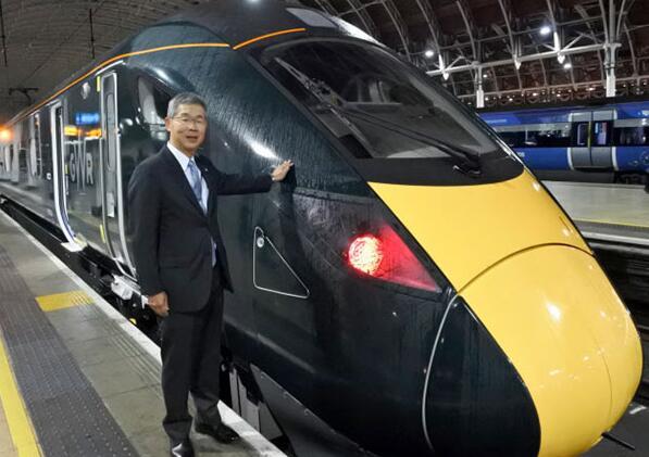 日立制作所决定将出售部分英国铁路业务