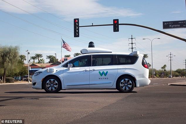 Waymo自动驾驶车加州上路 无备用司机辅助