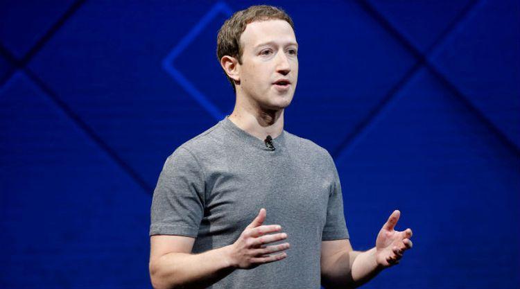 扎克伯格:苹果在信息领域是脸书最大竞争对手