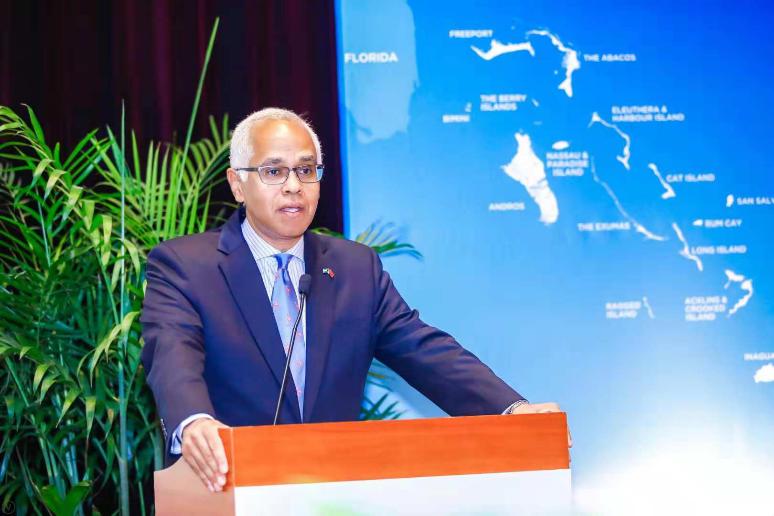 巴哈马旅游与航空部首次中国路演活动成功举行