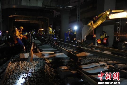 京沈高铁正线代用京哈线秦沈段恢复本线运行