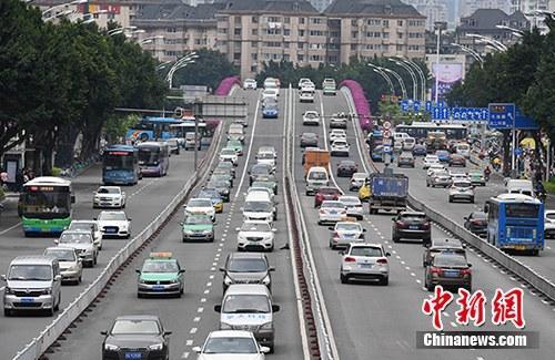 生态环境部:中国人均二氧化碳排放量远低于发达国家
