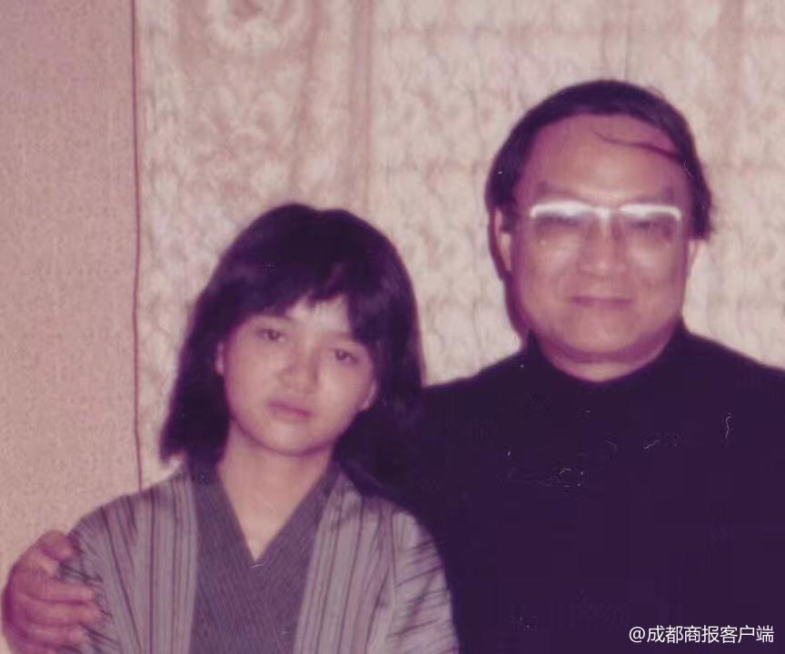 女儿查传讷曾谈金庸:父亲告诫我人贵在有自我