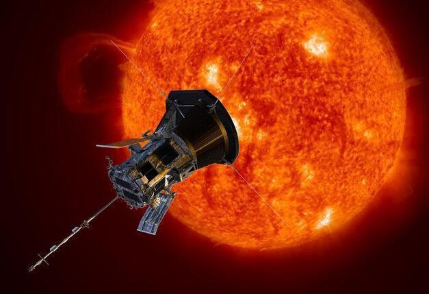 """""""帕克""""成迄今最接近太阳的航天器 将抵达近日点"""