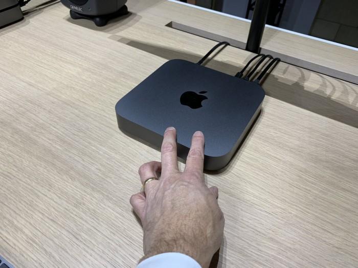Mac Mini:性能比前代提升五倍