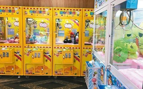 娃娃机店打败KTV成台湾娱乐税征收家数之冠