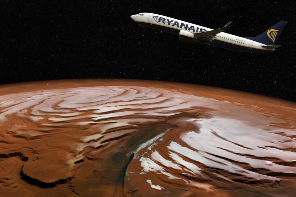 """""""太空旅行""""非想象中美好 机载燃料是最大障碍"""
