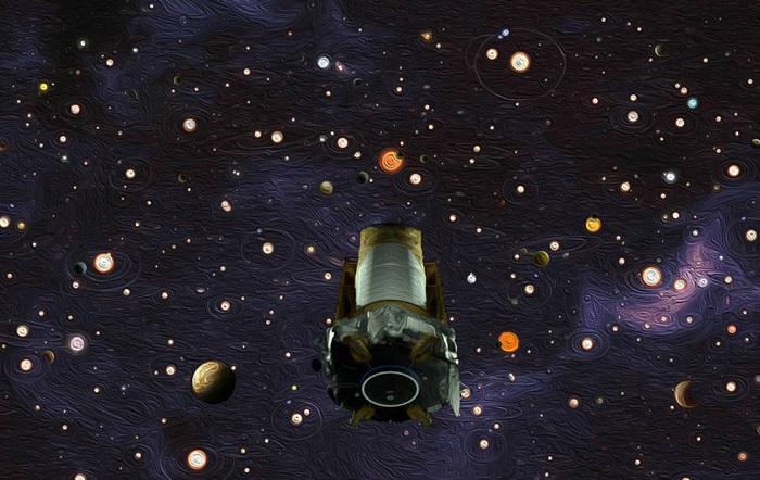 NASA宣布开普勒太空望远镜耗尽燃料并正式退役
