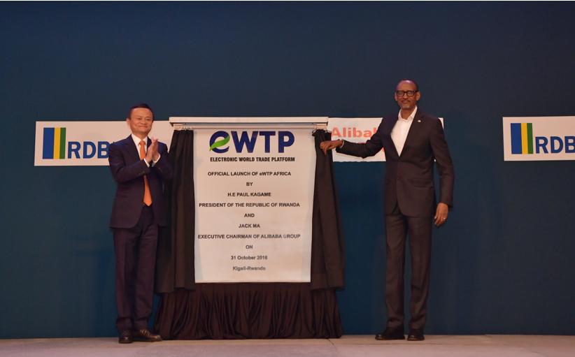 马云:能帮助非洲农民和小企业,互联网才真正成功