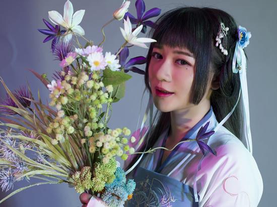 刘安琪《白马青衫》演绎古风柔情 个唱本月举行