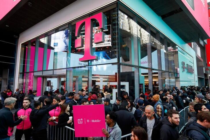 美电信运营商:排队买一加6T的人超出新款iPhone