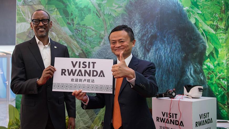 阿里与卢旺达宣布共同建立非洲首个eWTP