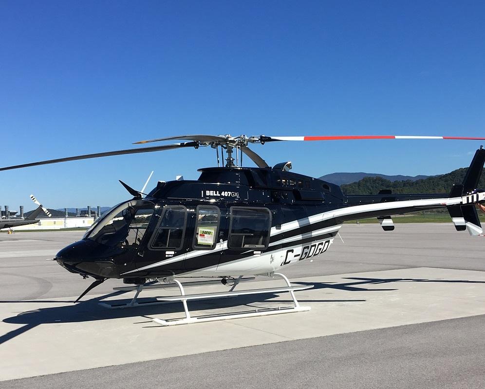 贝尔407GXi直升机获美国FAA认证并完成首架交付
