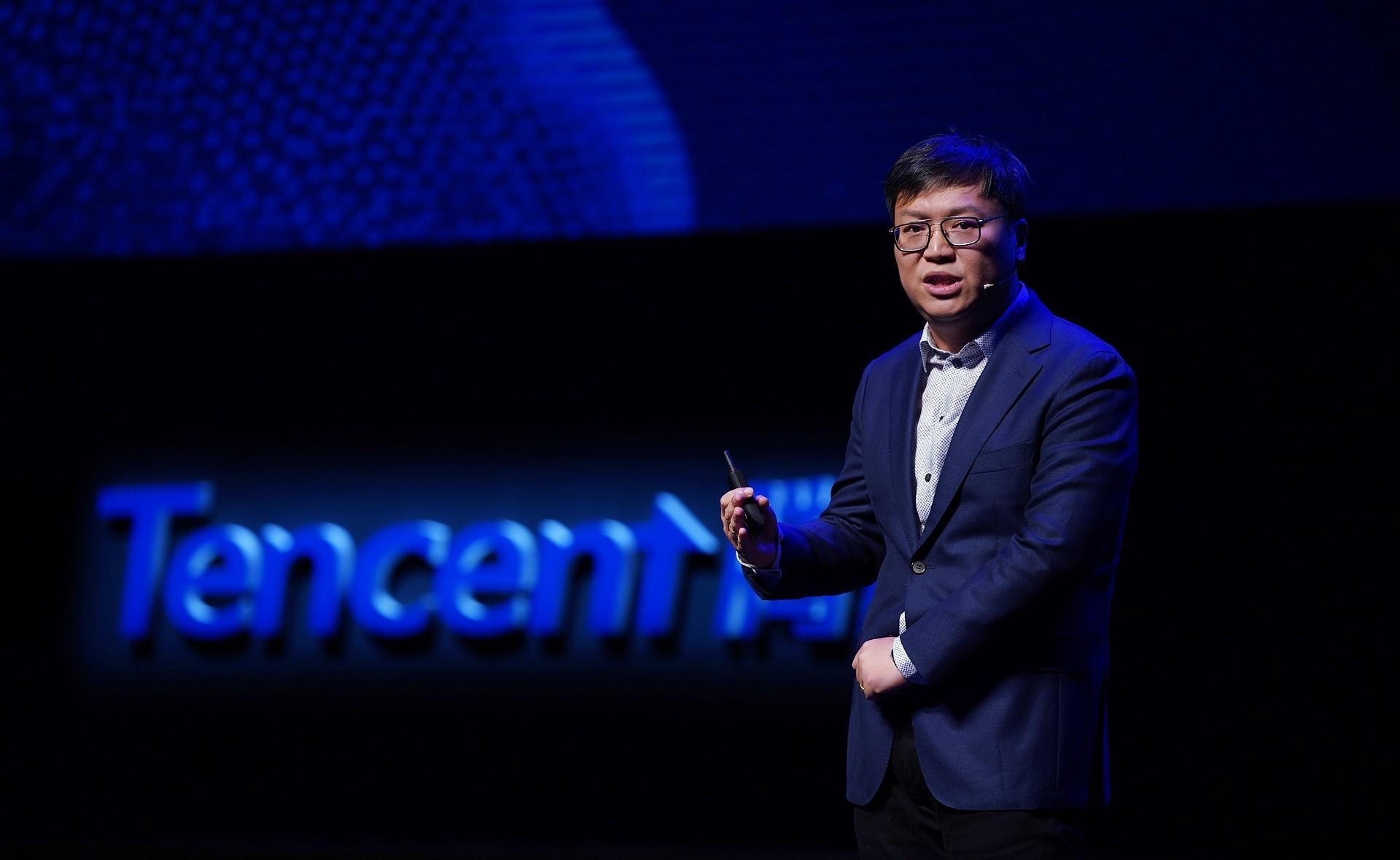 腾讯AI:研发智能显微镜,定义下一代智能交互