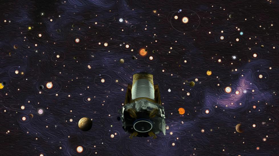 开普勒望远镜退休:工作9年发现数千颗系外行星
