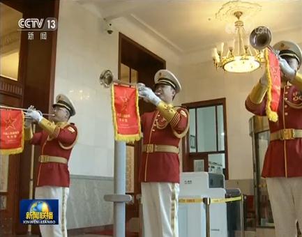 习近平举行仪式欢迎萨尔瓦多共和国总统访华