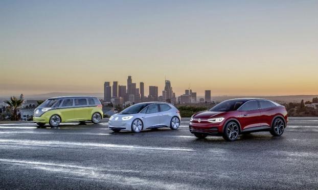 大眾或將與福特共享MEB電動汽車平臺