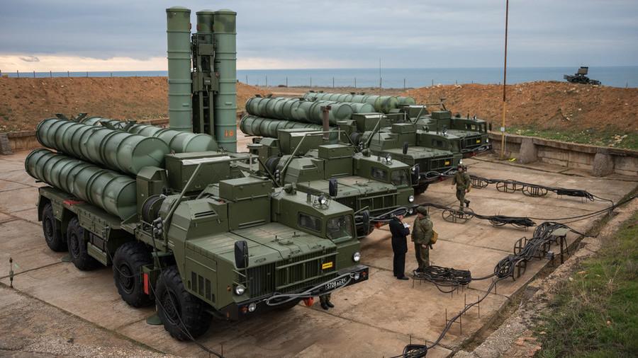 土耳其防长:俄S-400系统将加强土防空体系