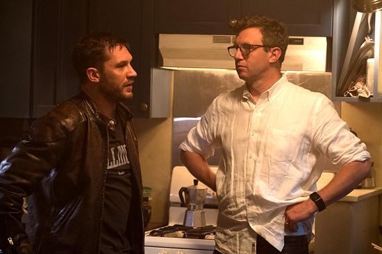 《毒液》发布导演特辑 揭秘毒液背后的男人