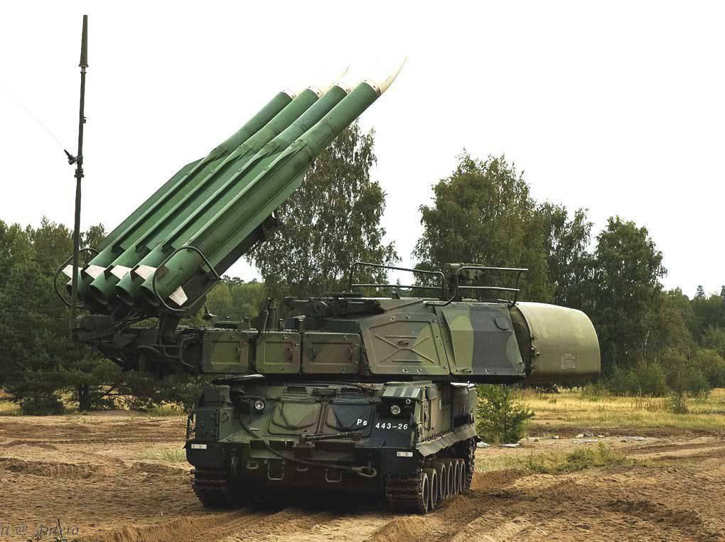 乌克兰将测试防空 俄专家:导弹过期可能击落客机