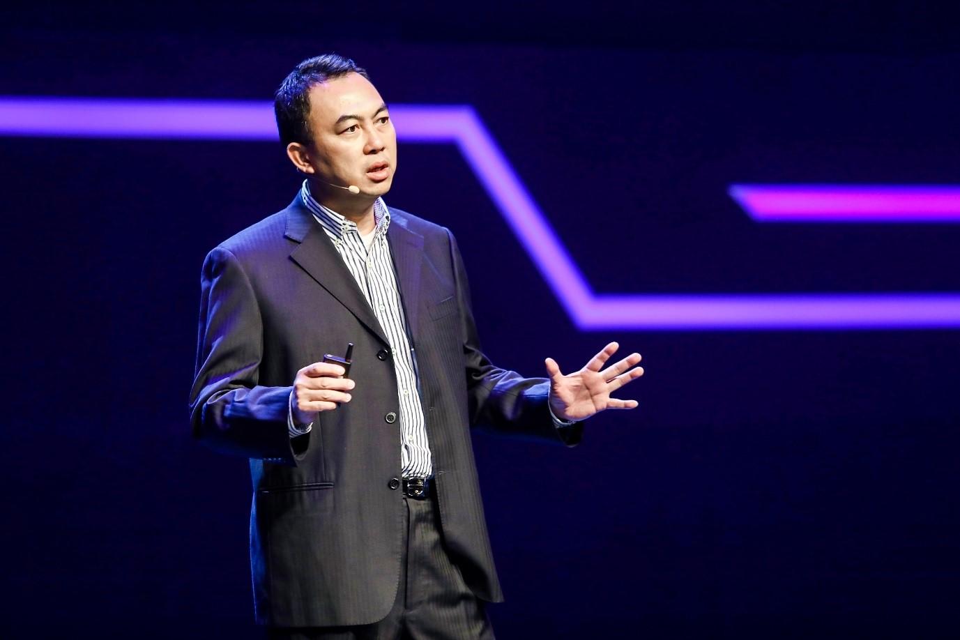 """腾讯云谢岳峰:合作伙伴是产业升级的""""加速器"""""""