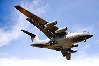 预热珠海航展:2架运20大运1架空警500抵达