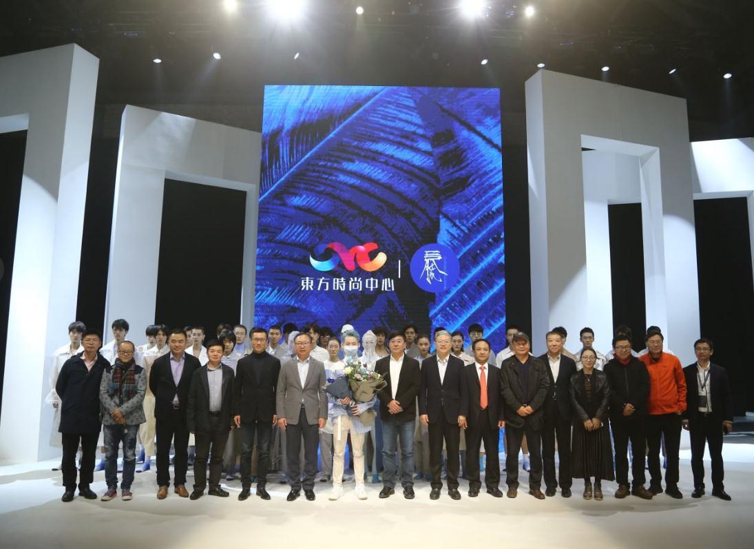 中国国际时装周·东方时尚日王晨光个人品牌CHENGGUANG WANG发布