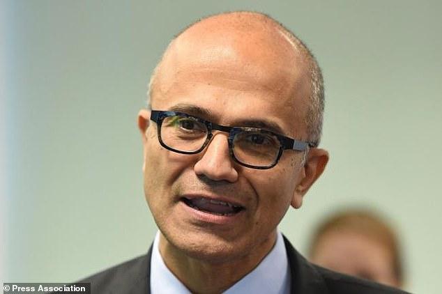 微软CEO:科技公司和政府应该保护用户个人隐私