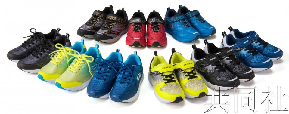 日本万代将发售能测定身体素质的运动鞋
