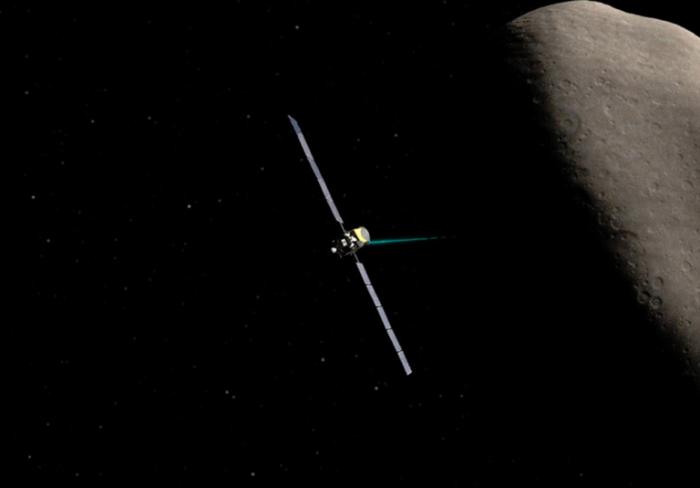 """继开普勒之后 NASA """"黎明号"""" 也宣布退役"""