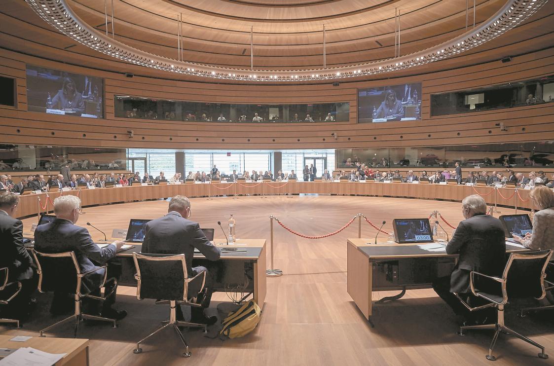 欧盟讨论对俄制裁新方案