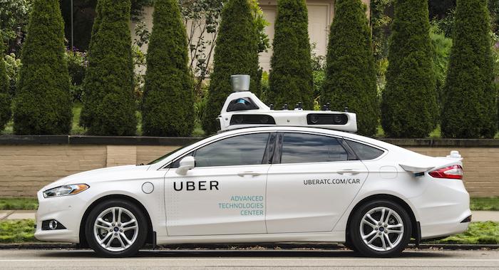 Uber要恢复自动驾驶汽车测试工作 称已改进软件