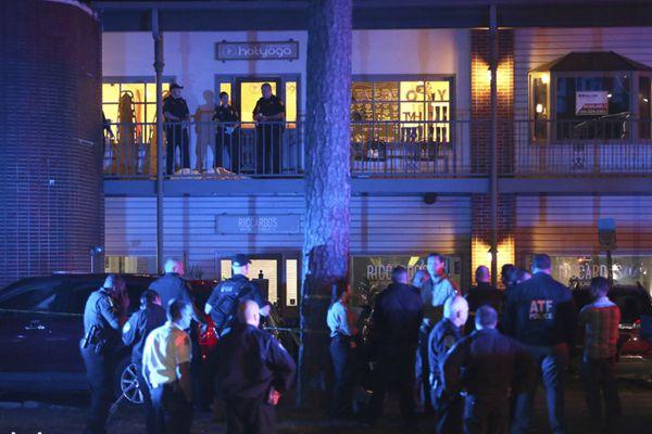 美佛州瑜伽馆发生枪击案致3人死亡 包括枪手